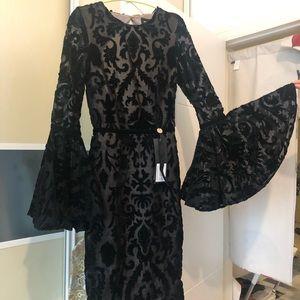 Bronx and Banco Dresses - New! Violetta Midi Dress